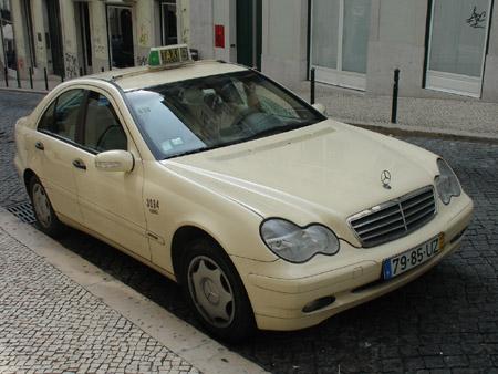 táxis lisboa