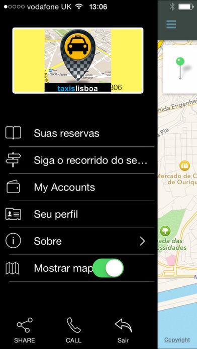 App Táxis