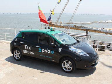 taxi eletrico